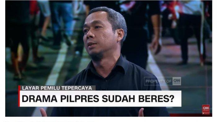 Bahas Aksi Massa 22 Mei, TKN Kritik Prabowo yang Sampaikan Imbauan setelah Kerusuhan Terjadi