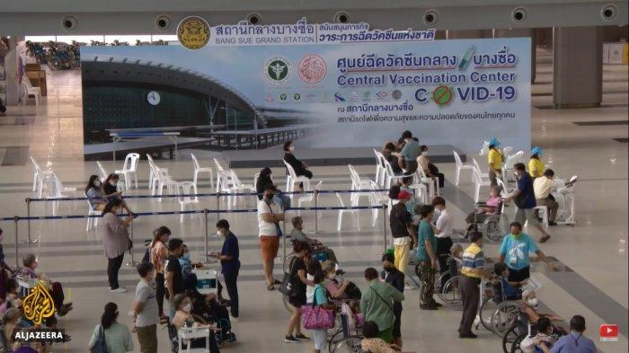 Jadi Negara Pertama Gabungkan Vaksin Covid-19 Sinovac-AstraZeneca, Thailand Umumkan Hasil Positif