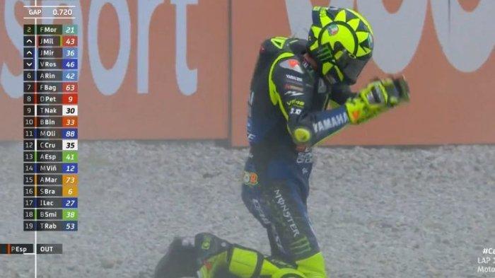 Gerah Lihat Cara Balapan Valentino Rossi, Pengamat MotoGP Ini Ingin The Doctor Segera Pensiun