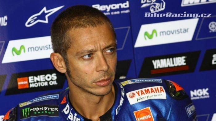 Valentino Rossi Sebut Jalannya Race MotoGP Thailand 2018 Mirip Balap Sepeda