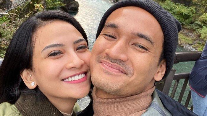 Vanessa Angel dan sang suami, Bibi Ardiansyah