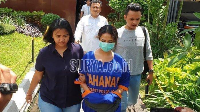 Polda Jatim Klarifikasi Kabar Jasa Vanessa Angel Dipakai 2 Muncikari, Sebut hanya Fasilitasi