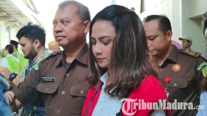Kuasa Hukum Vanessa Angel Sebut Tuntutan 6 Bulan Penjara dari JPU Terlalu Berat
