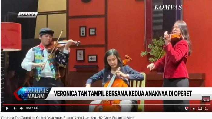 Kabar dan Penampilan Terkini Veronica Tan Mantan Istri Ahok, Gagas Kegiatan Musik di Rusun