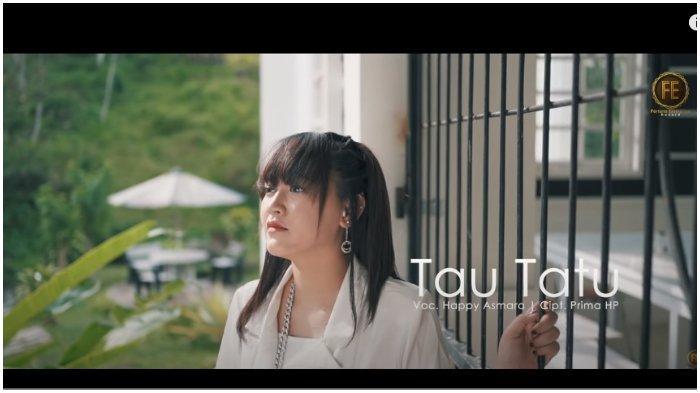 Kunci (Chord) Gitar dan Lirik Lagu Tau Tatu - Happy Asmara, soal Pernah Disakiti oleh Pasangan