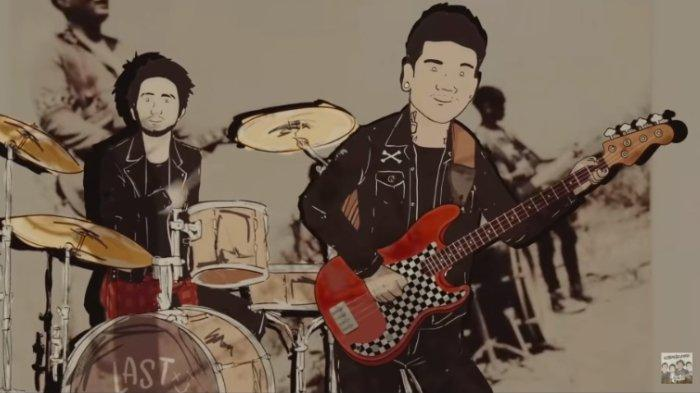 Kunci (Chord) Gitar dan Lirik Lagu 'Ketidakrelaanku' - Last Child 'Berkhayal Kau Masih Milikku'