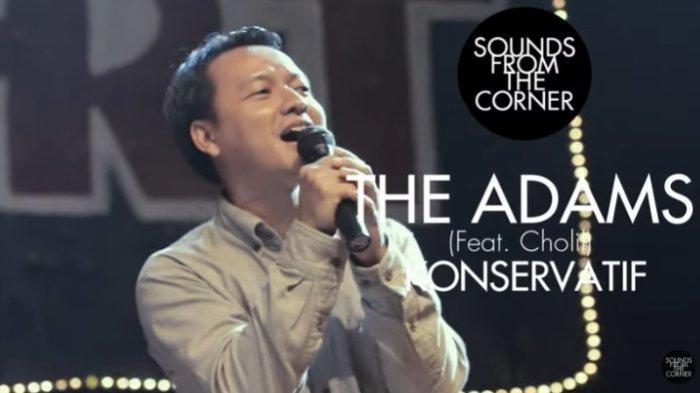 Kunci (Chord) Gitar dan Lirik Lagu Konservatif - The Adams: Jam 9 Malam Aku Pulang