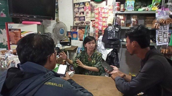 Pedagang Sembako yang Viral di Teluk Gong Akhirnya dapat Penghargaan dari Polres Metro Jakarta Utara
