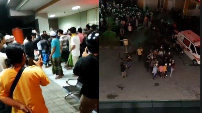 Viral Ratusan Orang Jemput Jenazah Pasian Covid-19 di RSUD Mataram, Siapa Tokoh yang Meninggal?