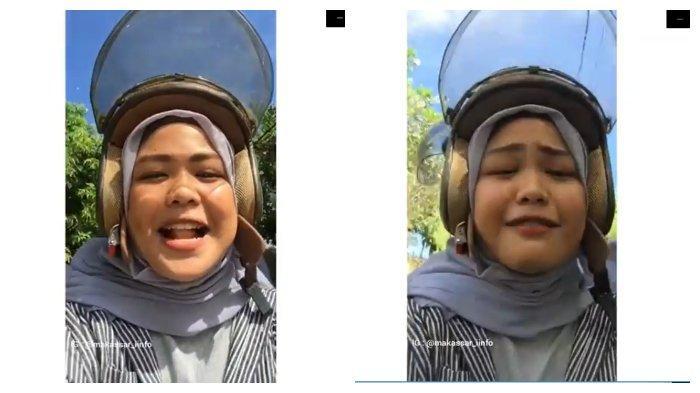 Viral seorang gadis Bugis ungkapkan harapannya pada Presiden terpilih.