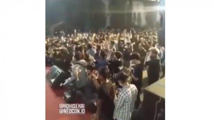 Video Viral Kerumunan Orang Berjoget di Mal, Pengelola: Kami Sayangkan Ada yang Masukkan ke Medsos