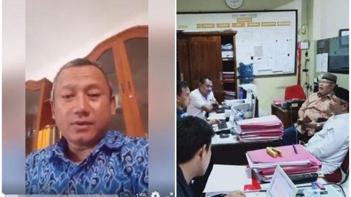 VIRAL video adu Domba TNI & Polri