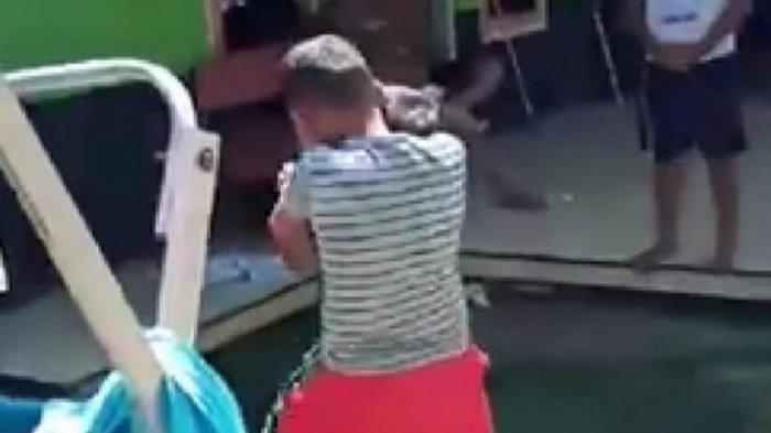 Buntut Viralnya Video Perkelahian 2 Bocah Lelaki, Orangtua Dilaporkan ke Polres Semarang