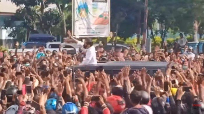 Viral Jokowi Langgar Prokes di NTT, Rocky Gerung Ngaku Kira Hoaks: Dramatis tapi Akhirnya Tragis