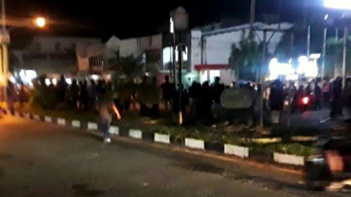 Viral Video PKL dan Warga di Dumai Riau Tolak PSSB, Ini Kesaksian Warga: Waktunya Cari Uang Lebaran