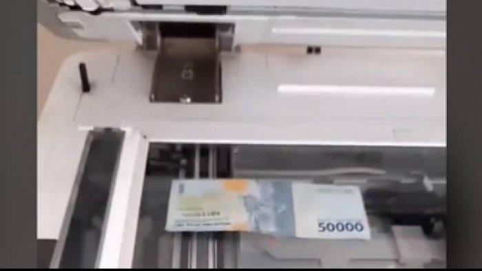Fakta Viral Uang Kertas Rupiah Difotokopi Hasilnya Mengejutkan, Bank Indonesia Beri Penjelasan