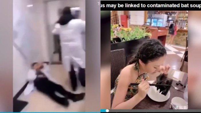 Kumpulan Video Viral 'Kengerian' Virus Corona, Dokter Nangis hingga Mayat-mayat Tergeletak di Lantai