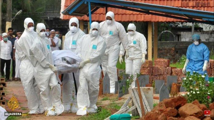 Virus Nipah Dikonfirmasi Muncul di Kerala India, Seorang Anak Usia 12 Tahun Meninggal
