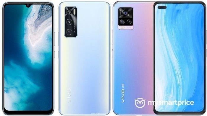 Daftar Harga HP Vivo Bulan Februari 2021: Vivo Y12s, Vivo Y30, Vivo V20, Vivo X50, Mulai Rp 1 Jutaan