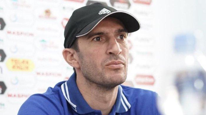 Pelatih Asal Serbia Ungkap Rahasia Kehebatan Persib Bandung 6 Tahun Ini: Tak Selalu soal Berlatih