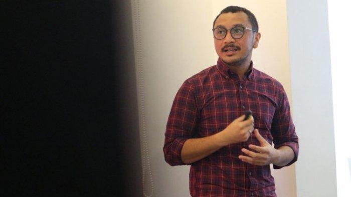 Sosok Giring Ganesha, Plt Ketua Umum PSI yang Turut Kritik Anies Baswedan soal Banjir Jakarta