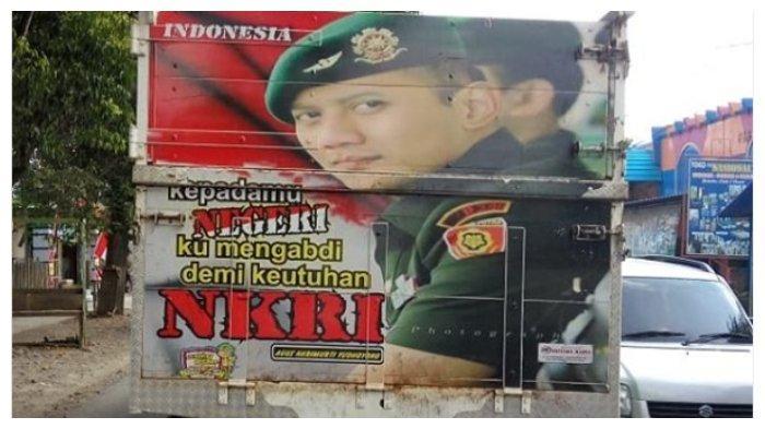 Reaksi Agus Harimurti Yudhoyono saat Lihat Wajahnya di Belakang Truk: Semoga Tak Ganggu Konsentrasi