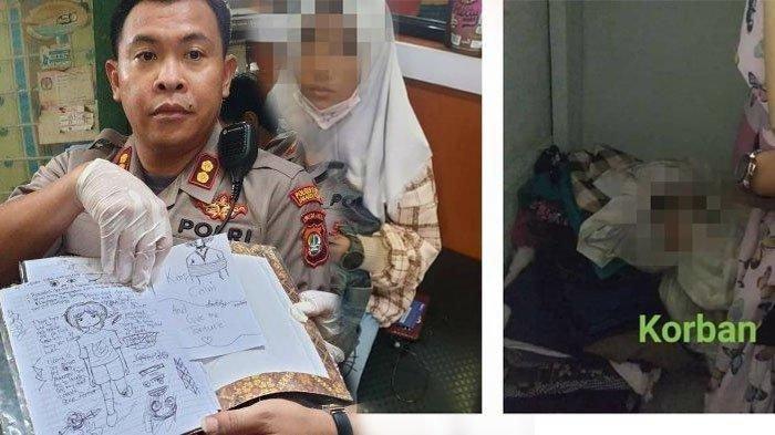Pengakuan ABG Pembunuh Bocah 5 Tahun, Benci Orang Tuanya yang Bercerai dan Tinggalkan Dirinya