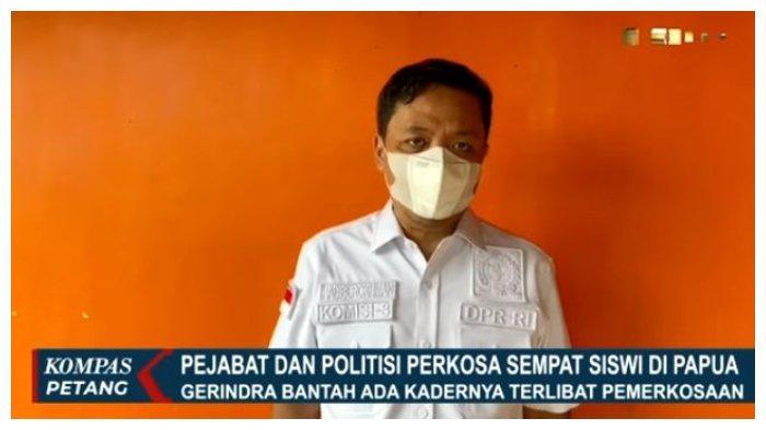 Kader Gerindra Diduga Terlibat Kasus Rudapaksa 4 Siswi di Papua, Habiburokhman: Sudah Tidak Aktif