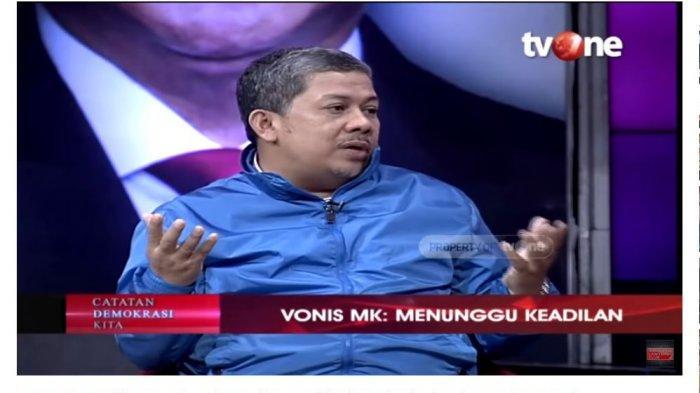 Fahri Hamzah Ditertawakan saat Sebut Indonesia Perlu Lembaga Pertarungan: Ini Serius