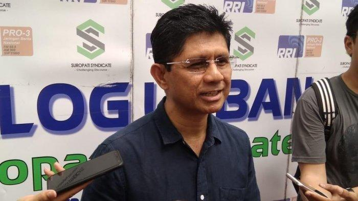 Wakil Ketua KPK Ungkap Rasa Terima Kasih atas Dukungan Publik Pasca-Teror Bom Molotov di Rumahnya