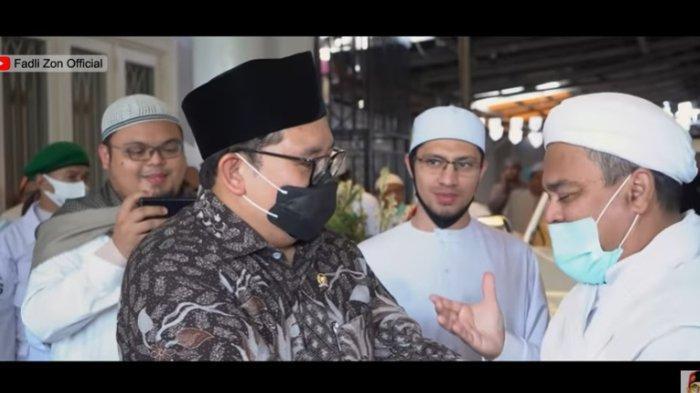 Habib Rizieq Diduga Langgar Protokol Kesehatan, Fadli Zon Bantah: HRS Sendiri Imbau Pakai Masker