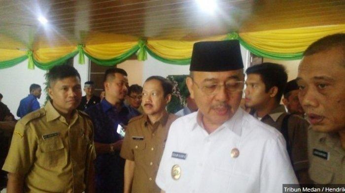 Ini Kekayaan dan Profil Wali Kota Medan Dzulmi Eldin yang Kena OTT KPK, Hartanya Capai Rp 20 M