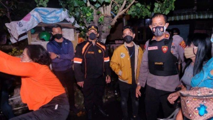 Momen Gibran Terobos Hujan Malam-malam saat Ikut Razia Puluhan PSK di Solo, Sampaikan Pesan Ini