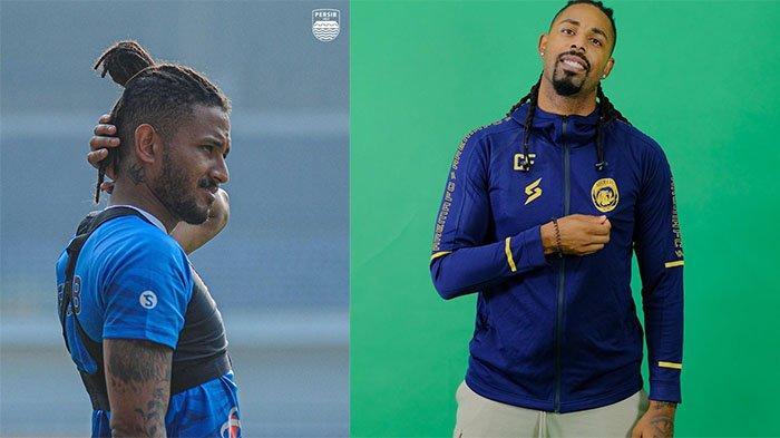 Mengenal Striker Garang Berambut Gimbal Milik Arema FC, Serupa dengan Wander Luiz di Persib Bandung