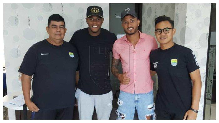 Wander Luiz dan Joel Vinicius Jalani Tes Medis Bersama Persib Bandung, Bagaimana Hasilnya?