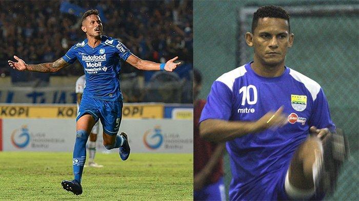 Catatan Mantan Striker Persib Bandung Asal Brasil, Setengah Musim Catat 2 Kali Brace, Wander Luiz?