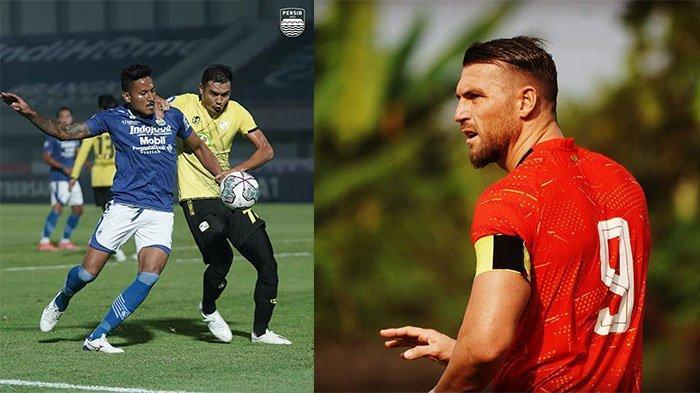 Pekan 1 Liga 1 2021: Tak Ada Nama Bomber Persib Bandung dan Persija, Hanya 2 Bomber Sukses Catat Gol