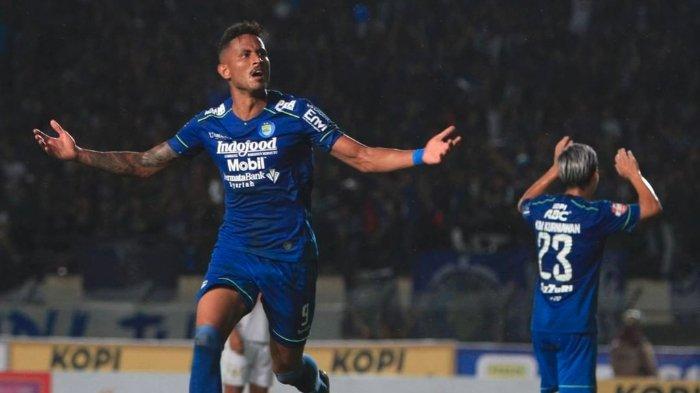 Rapor 6 Pemain Anyar Persib Bandung hingga Pekan Ketiga Liga 1 2020, Striker Asing Tampil Moncer