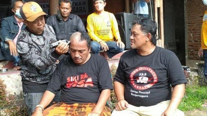 Sukacita Warga Banjarnegara Bupati Budhi Sarwono Ditangkap KPK, Cukur Gundul hingga Syukuran 7 Hari
