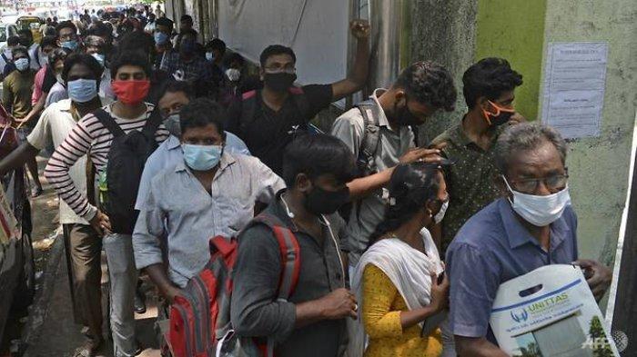 Jumlah Tes Covid-19 di India Menurun dari Rata-rata, Seruan Penguncian Nasional Semakin Digalakkan