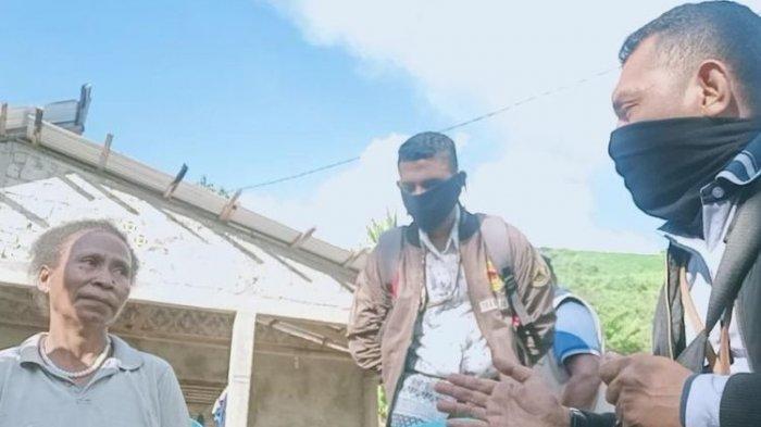 Seorang Warga Miskin NTT Tolak Bantuan Sembako dari Pemerintah, Salomi: Saya Harus Usaha Sendiri