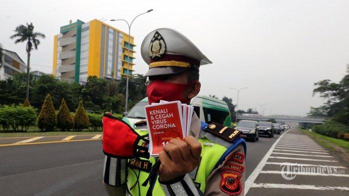 Ketahuan Tak Pakai Masker saat Keluar Rumah, Warga DKI Bakal Didenda Rp 250 Ribu