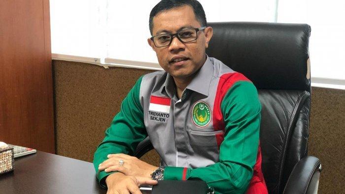 Wasekjen DPP Partai Hanura, Tridianto.