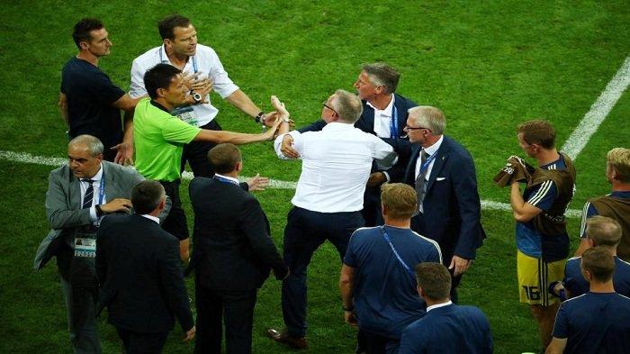 Pertama Kali EURO 2020 akan Terapkan Teknologi VAR, Simak Penjelasan dan Cara Kerjanya