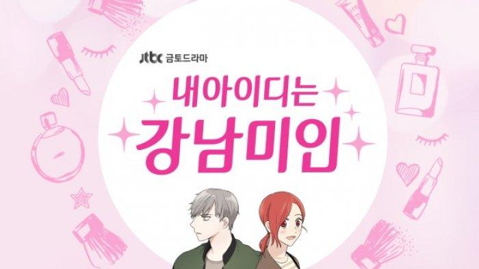 Webtoon My ID is Gangnam Beauty