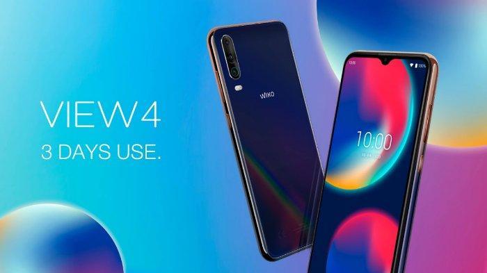 Wiko Smartphone Asal Perancis yang Mulai Masuk Indonesia, Cek Spesifikasinya