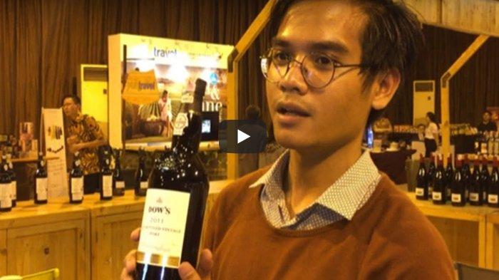 Wine Indonesia Telah Mampu Bersaing dengan Produk Luar Negeri hingga Dapatkan Penghargaan Wine