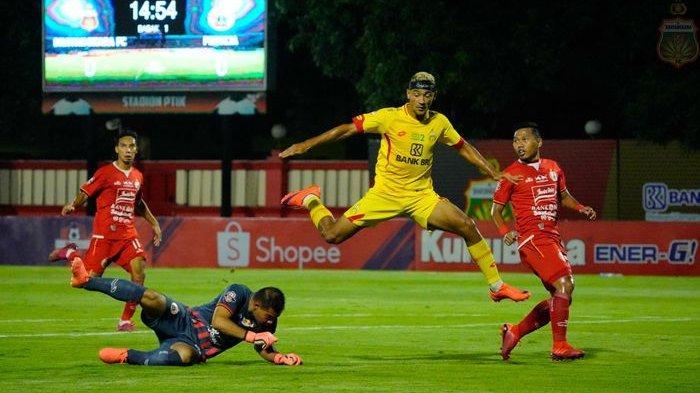 Hasil Akhir Bhayangkara FC Vs Kalteng Putra: Bruno Matos Sukses Manfaatkan Blunder Tim Lawan