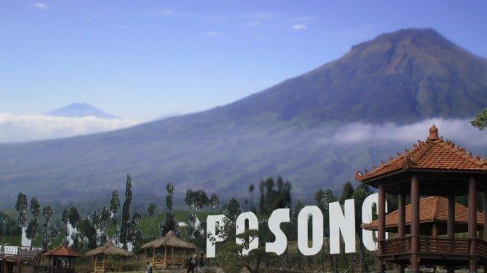 Wisata Posong Temanggung Suguhkan Panorama 7 Gunung Di Jawa Tengah