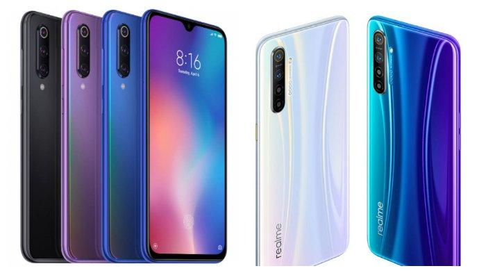Xiaomi Mi Note 10 Rilis November 2019, Intip Perbandingan Spesifikasinya dengan Realme XT Berikut
